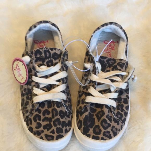 Jellypop Leopard Tennys 75